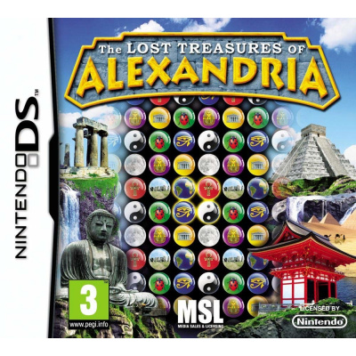 Alexandria The Lost Treasures Of NDS