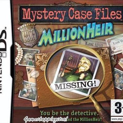 Foto van Mystery Case Files NDS