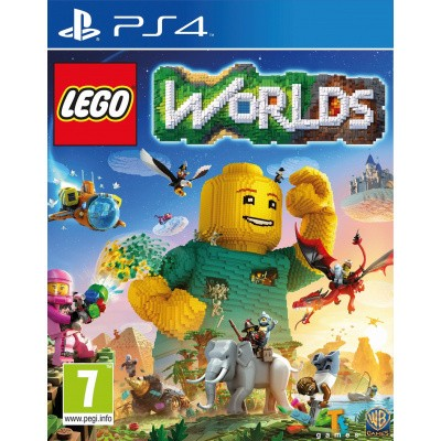 Foto van Lego Worlds PS4