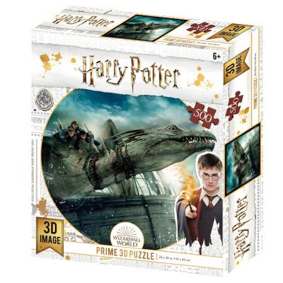 Harry Potter: Dragon Prime 3D puzzle 500pcs PUZZEL