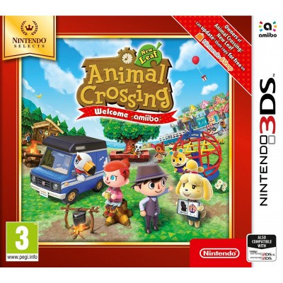 Foto van Animal Crossing: New Leaf - Welcome Amiibo