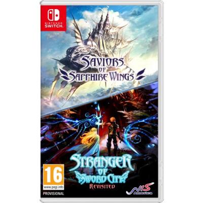 Foto van Saviors of Sapphire Wings & Stranger of Sword City Revisited SWITCH