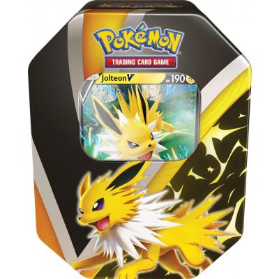 TCG Pokémon Fall Tin 2021 Eevee Evolution - Jolteon V POKEMON