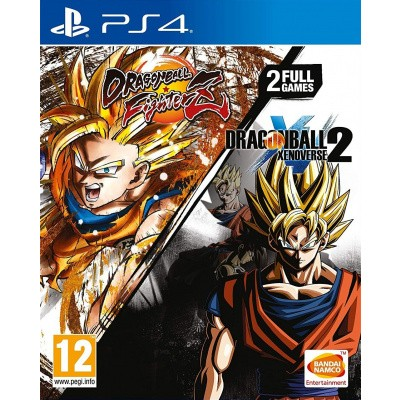 Dragon Ball: Fighterz + Dragon Ball: Xenoverse 2