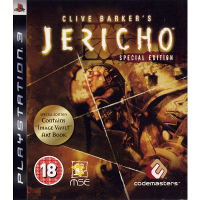 Jericho Special Edition PS3
