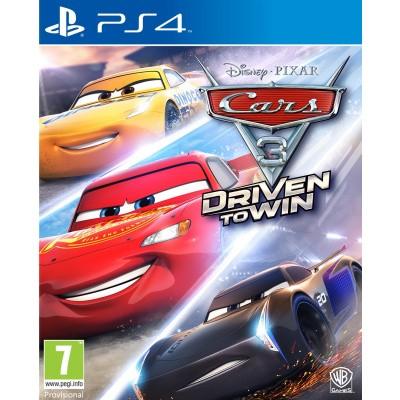 Foto van Cars 3 Vol Gas Voor De Winst PS4