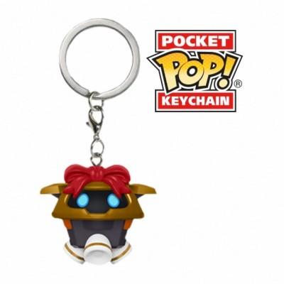 Foto van Pocket Pop! Keychain: Overwatch - Snowball FUNKO