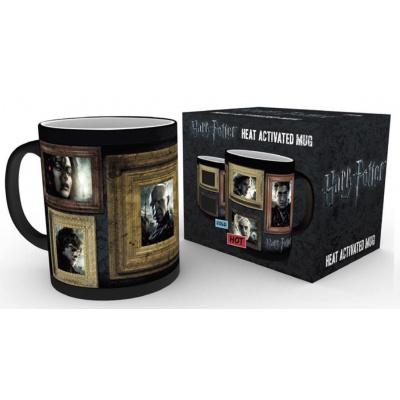 Foto van Harry Potter - Portraits Heat Change Mug MERCHANDISE