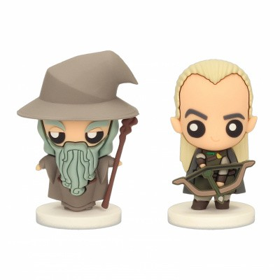 Pokis Figures: Lord of the Rings - Gandalf & Legolas MERCHANDISE