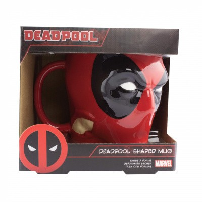 Marvel - Deadpool Shaped Mug MERCHANDISE
