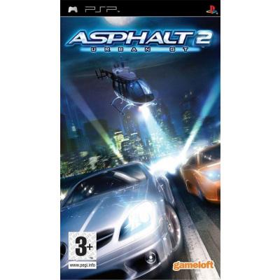 Asphalt Urban Gt 2 PSP