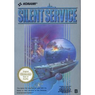 Foto van Silent Service NES