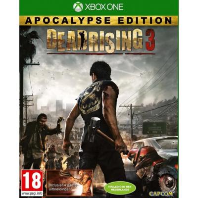 Foto van Dead Rising 3: Apocalypse Edition XBOX ONE