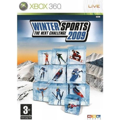 Foto van Winter Sports The Next Challenge 2009 XBOX 360