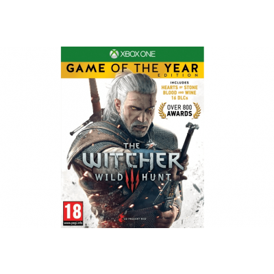 Foto van The Witcher 3: Wild Hunt Game Of The Year Edition XBOX ONE