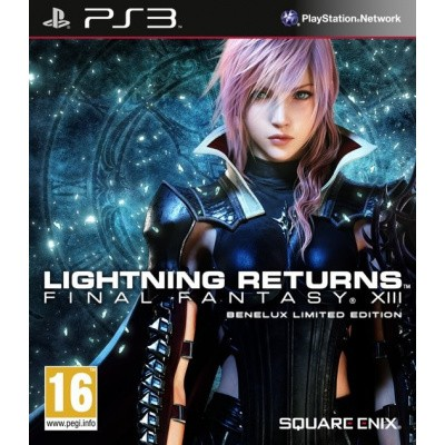 Final Fantasy XIII Lightning Return Benelux Limited Edition PS3