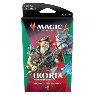 TCG Magic The Gathering Ikoria Lair Of Behemoths Green Theme Booster MAGIC THE GATHERING
