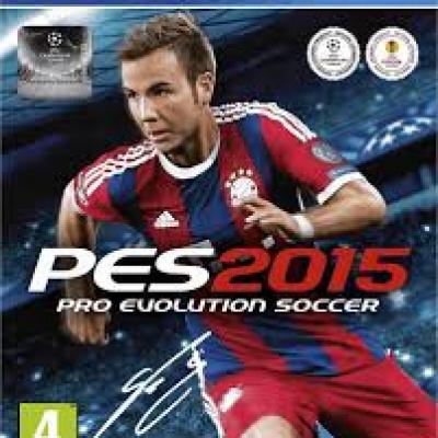 Pro Evolution Soccer 2015 (Pes 2015) PS4