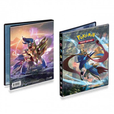 Foto van TCG Pokémon Sword & Shield Portfolio 4-Pocket POKEMON