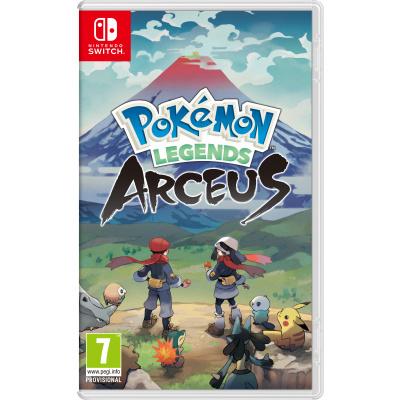 Foto van Pokemon Legends: Arceus SWITCH