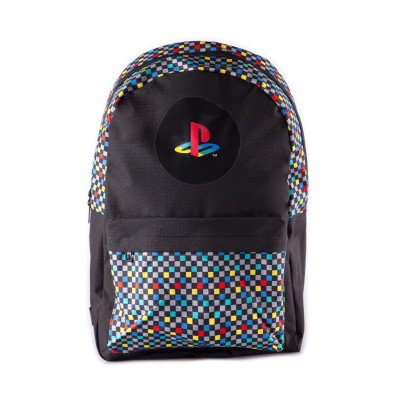 Sony - PlayStation - Retro AOP Backpack MERCHANDISE