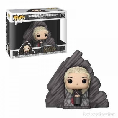Pop! Tv: Game Of Thrones - Daenerys Targaryen FUNKO