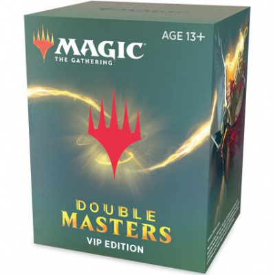 Foto van TCG Magic The Gathering Double Masters VIP Edition MAGIC THE GATHERING