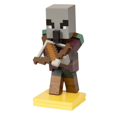 Minecraft: Adventure Figures Series 4 - Pillager MERCHANDISE
