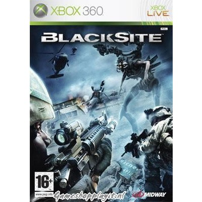 Blacksite XBOX 360