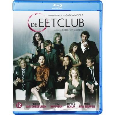 De Eetclub BLU-RAY