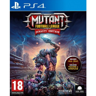 Foto van Mutant Football League (Dynasty Edition) PS4