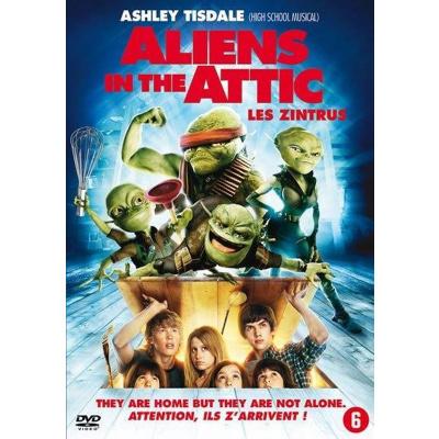 Foto van Aliens in the Attic DVD