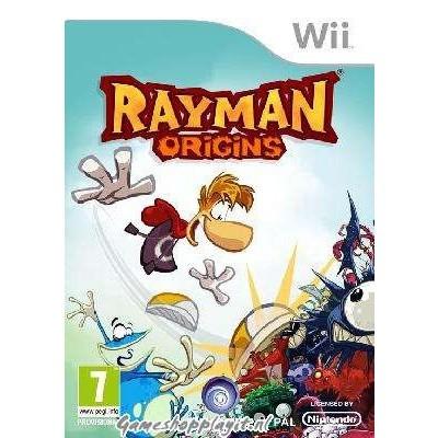 Foto van Rayman Origins WII
