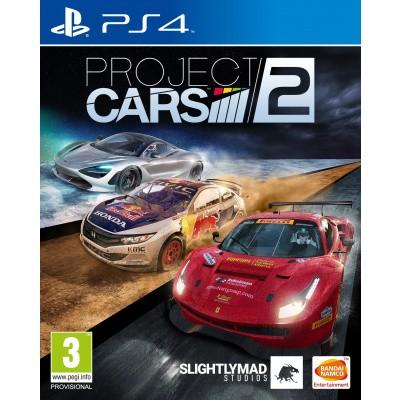 Foto van Project Cars 2 PS4