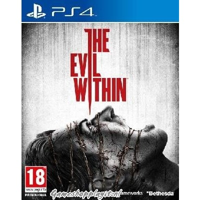 Foto van The Evil Within PS4