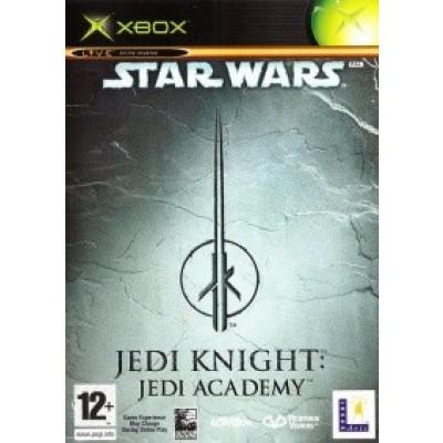 Foto van Star Wars Jedi Knight Academy XBOX