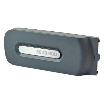 60Gb Hdd Hard Drive XBOX 360