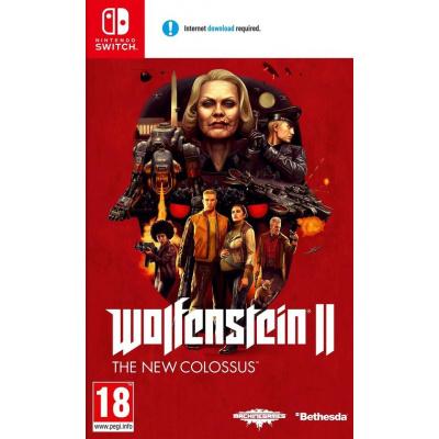 Foto van Wolfenstein II: The New Colossus SWITCH