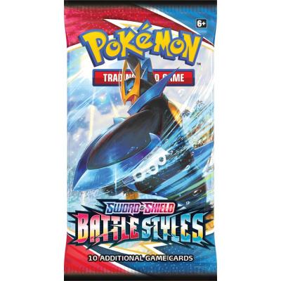 TCG Pokémon Sword & Shield Battle Styles Booster Pack POKEMON