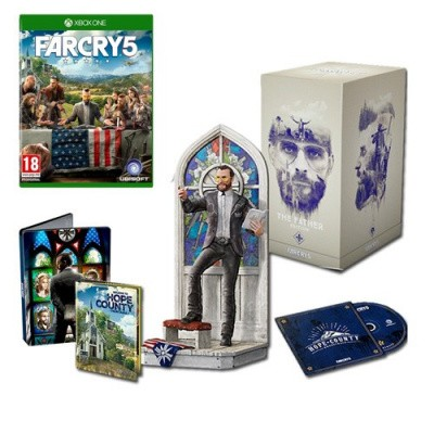Foto van Farcry 5: The Father Edition XBOX ONE