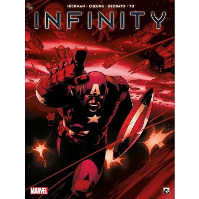 Foto van Marvel Infinity 3 (NL-editie) COMICS