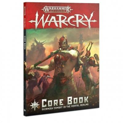 Foto van WARCRY Core Book WARHAMMER AGE OF SIGMAR