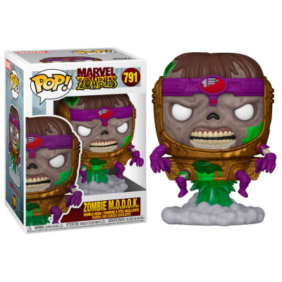 Pop! Marvel: Zombies - Zombie M.O.D.O.K. FUNKO