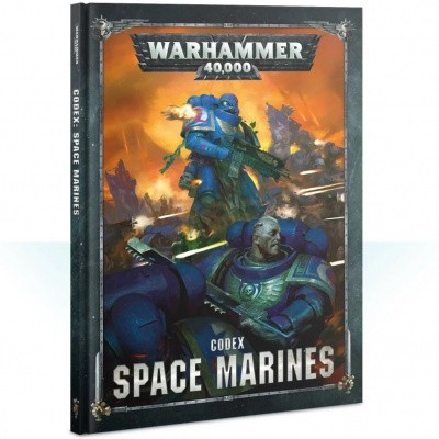 Codex: Space Marines WARHAMMER 40K