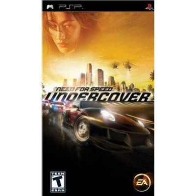 Foto van Need For Speed Undercover PSP