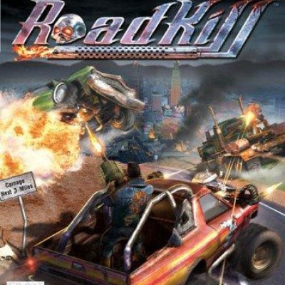 Road Kill PS2