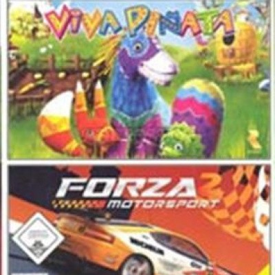 Foto van Viva Pinata + Forza 2 Motorsport