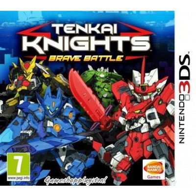 Foto van Tenkai Knights Brave Battle 3DS