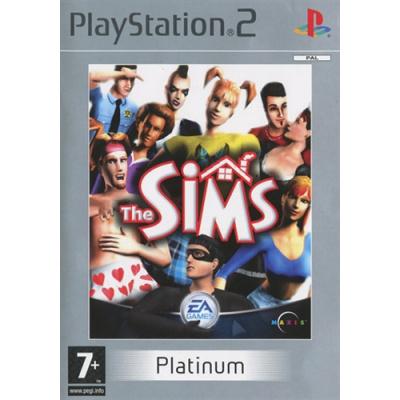 Foto van The Sims (Platinum) PS2