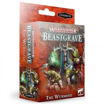 Foto van Warhammer Underworlds: Beastgrave - The Wurmspat (Expansion) WARHAMMER UNDERWORLDS